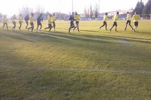 """L'equipe 1 attaque les entrainements """"hivernaux"""""""