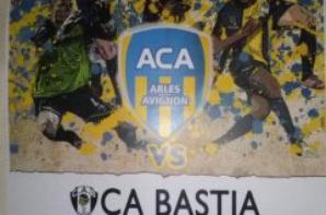 A.C.A BASTIA 29 NOVEMBRE 2013 (ou vol arbitral)...