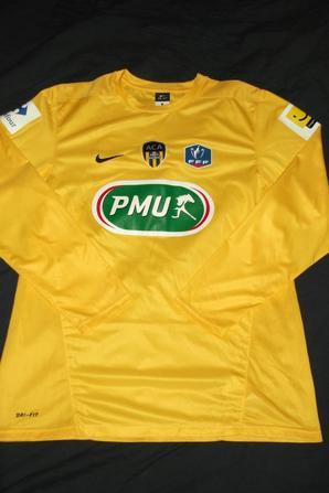 Mon 1er maillot de coupe de France...! (negocier 50euros)