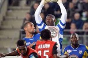Avec Naby (Moussa) Yattara gardien solide et fidéle au club depuis 5 ans