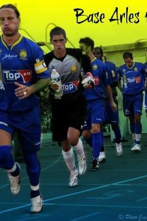 Maillot non porté de nationale (saison 2007/2008)