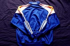 Veste vintage A.C. ARLES saison 1994/1995 (negocier 25euros)