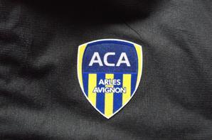 "Parka ""Uhlsport"" saison (2012/2013)."