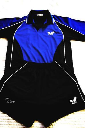 Mes maillots du Tennis de table club arlesien (T.T.C.A.)