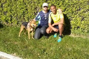 Antonio, Bugsy et moi, souhaitons tout le meilleur a YUNIS ABDELHAMID...