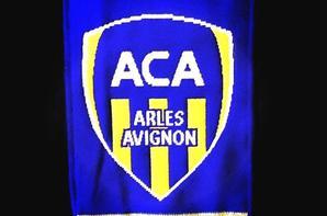 SUPERBE ECHARPE A.C.A.(ARLES AVIGNON) DE 2013