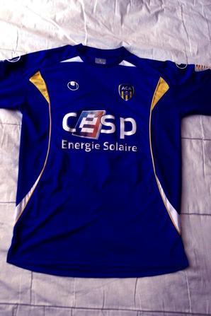 Maillot de FRANCISO PAVON coupe de la ligue saison 2010/2011(80euros)