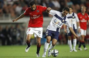 Maillot Fanchone ligue1 saison 2010/2011 extèrieur (65 euros).