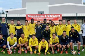 "Les U19 D.H.  (2014/2015) Made in ""Rage de Vaincre"""