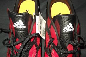 Crampons Adidas Predator Zidane..!!