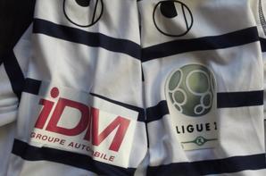 """Marinière extérieure """"Romain Elie"""" saison 2011/2012 (50euros)"""