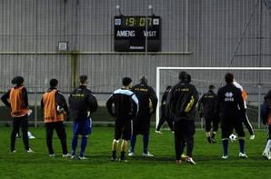 L'A.C.Arles en 8eme de finale de C.D.F. contre Amiens.
