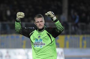 Maillot  de Matej Delac (gardien) saison 2014/2015.
