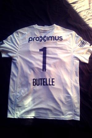 SUPER CADEAU DE MON BUBU ! :) il joue avec contre Porto ce soir en LDC (18/10/2016)