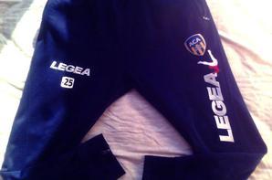 Pantalon et sweat a poche, entrainement, saison (2014/2015)