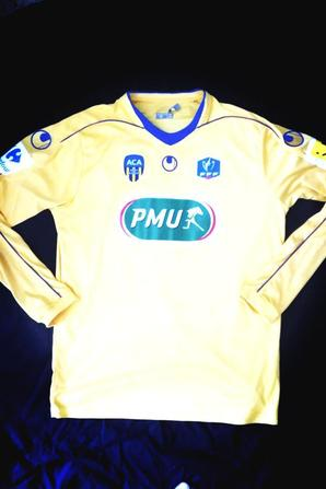 Maillot de Bakari Soro coupe de France 2012