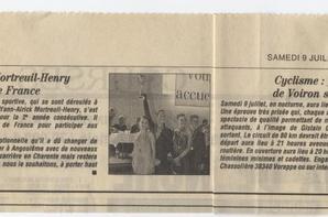 Articles de presse (1998-2010)