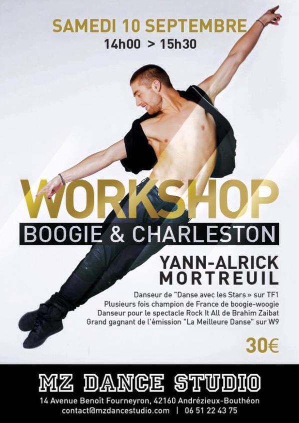 Workshop à Andrézieux-Bouthéon