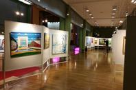 exposition peinture 2018