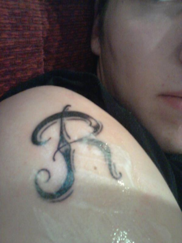 Mes tatouage !!! =)