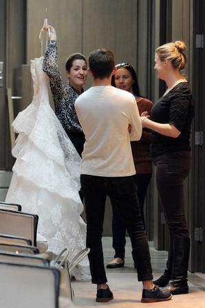 Un mariage ça se prépare ... entre collègues !