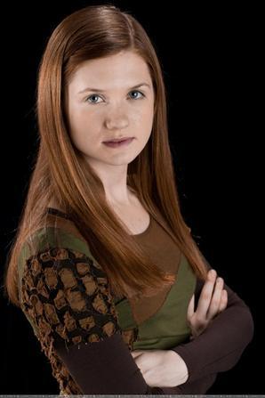 Petite Ginny deviendra grande!!!