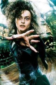 Montage Bellatrix Lestrange