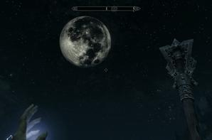 New Moons over Skyrim