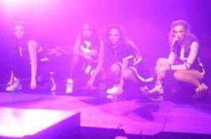 19/02: les filles toujours au DNA Tour