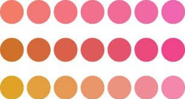 les couleur qui seront a la mode cette été ♥