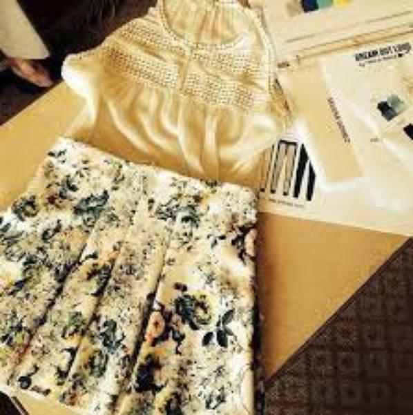 voilà les vêtement de la collection dream out look fait par Selena Gomez alors vous aimer ??