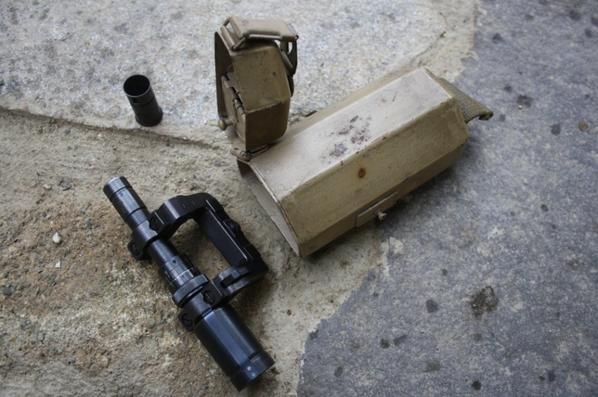 Lunette ZF41 pour Mauser 98 K