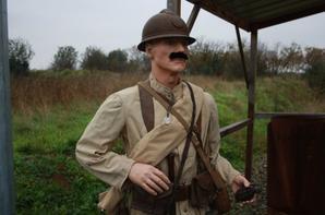 Soldat du 1er Régiment d'Afrique