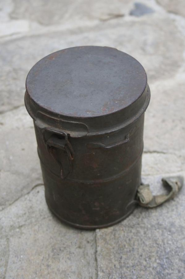 Masque à gaz Allemand mle 1917.