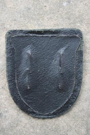 Plaque de bras KRIM   ( originale )