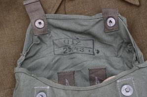Les souvenirs dans les cantines du gendarme GRAF.