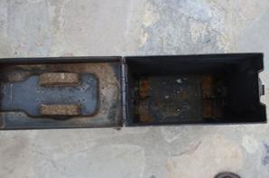 Caisse pour chargeur de 2 cm Flack