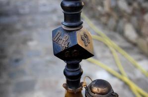 Pipe de réserviste Allemande ( don d'un ami Yann Marchal )
