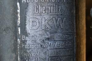 DKW 250 de 1939 suite .