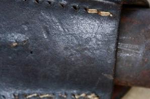 Baïonnette Mauser 98 K de 43 ( Don de Mr Joèl VARIN )