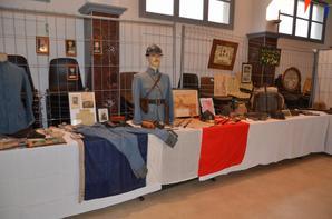 Exposition du 10 Novembre sur Espéraza.