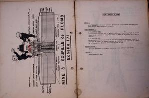 Rare Manuel des Mines et pièges d'extrême-orient de 1949 ( don de Mr Christophe ALESSANDRINI ).