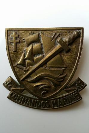Mr Thueux clovis ancien Marin passé dans les Commandos Marine ancien D'Indochine et Algérie !!!