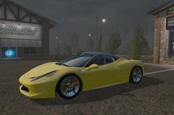 FS17   FERRARI   458  Italia,  by deurf