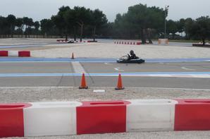 5ème Manche des 500 Miles sur le circuit du Castellet.Moi