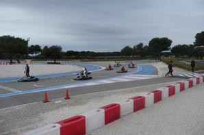 5ème Manche des 500 Miles sur le circuit du Castellet.Divers