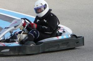 Les 300KM de Kart sur le Circuit du Castellet. Photo Jeff