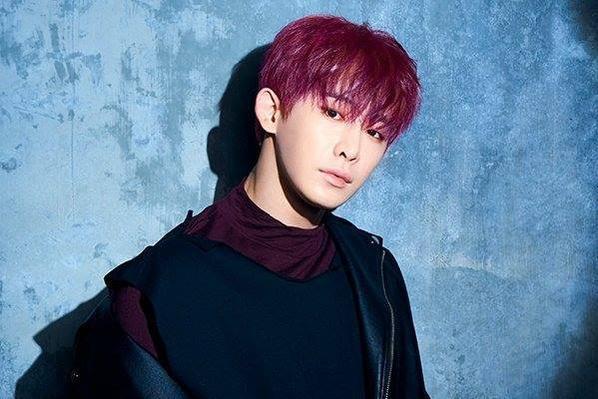 Happy birthday  Wonho Monsta X