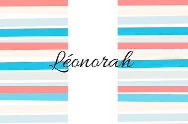 Léanorah, Léanora