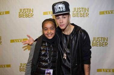 Justin Bieber Meet & Greet